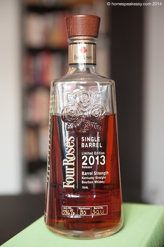 Four Roses Single Barrel 2013 Limited Edition