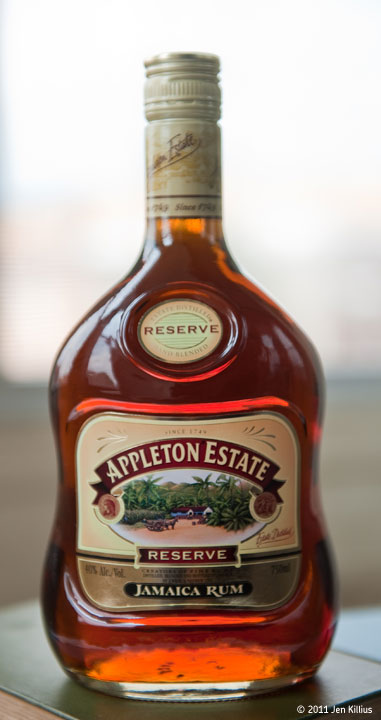 Appleton Estate Reserve Jamacian Rum