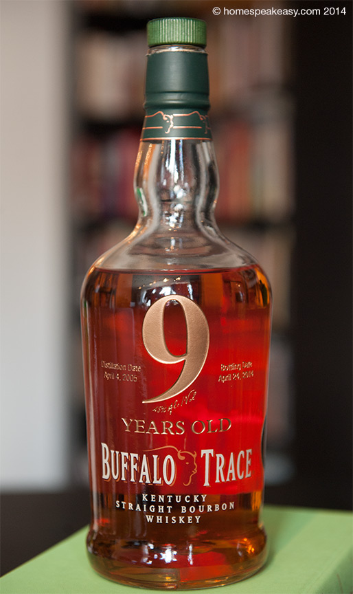 Buffalo Trace 9 Year Special Release Bourbon