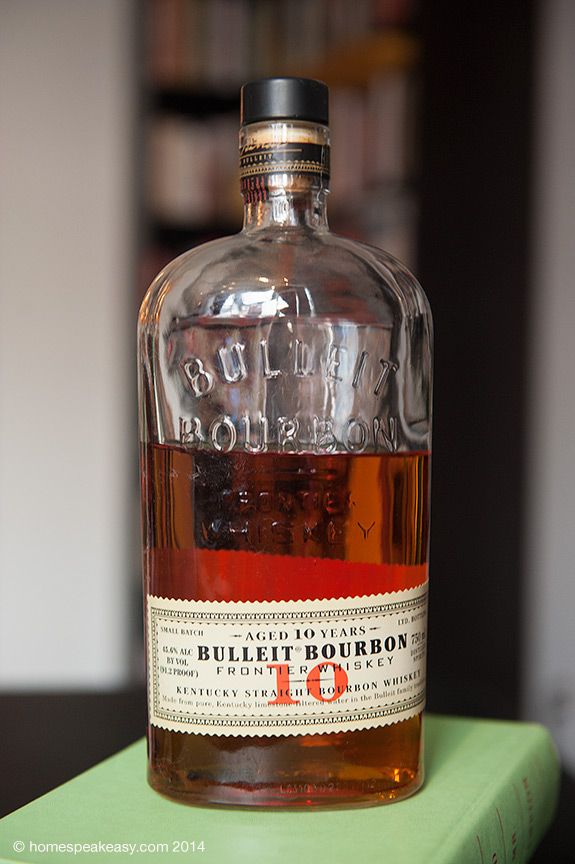 Bulleit 10 Year Bourbon