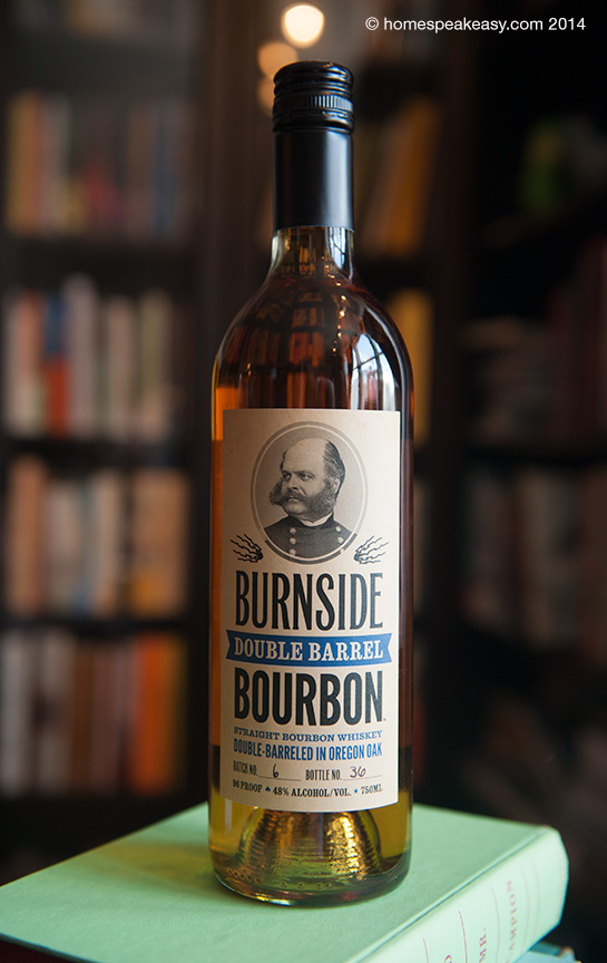 Burnside Double-Barreled Bourbon