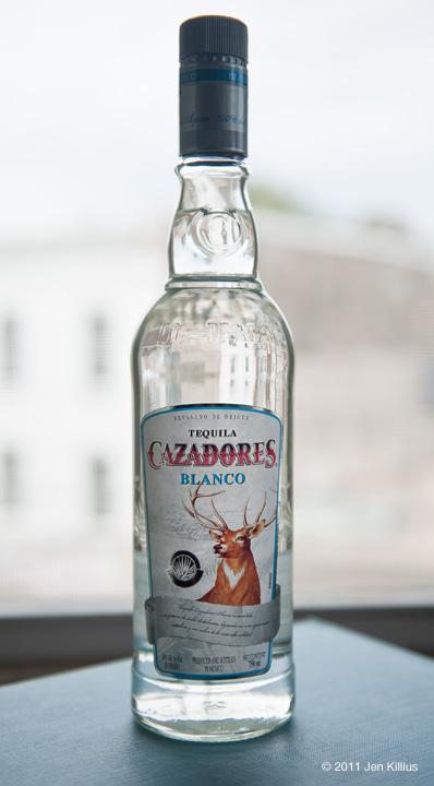 Cazadores Blanco Tequila