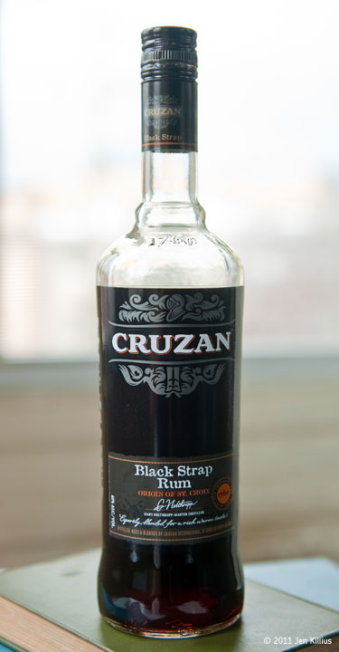 Cruzan Blackstrap Rum