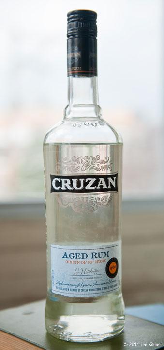 Cruzan White Rum