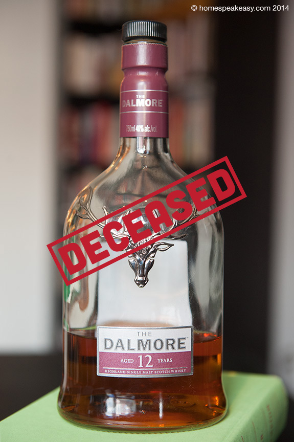 Dalmore 12 Year Single Malt