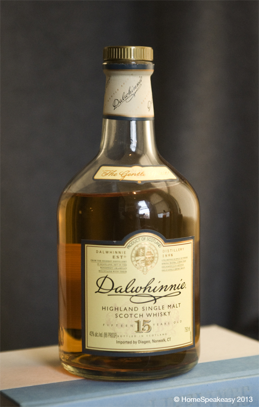 Dalwhinnie 15 Year Single Malt