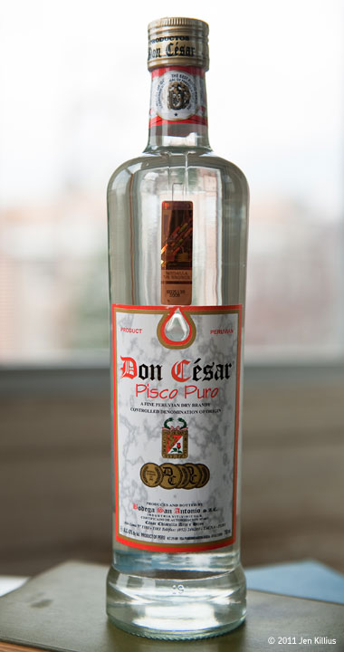Don Cesar Pisco Puro