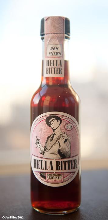 Hella Bitters Wormwood Aromatic
