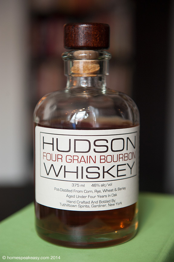 Hudson Four-Grain Whiskey