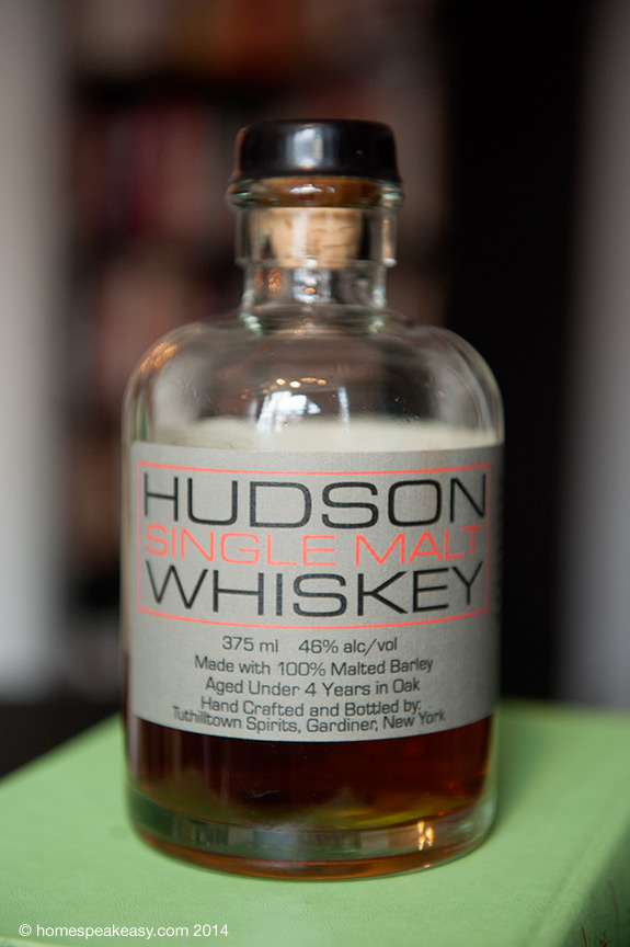 Hudson Single Malt Whisky
