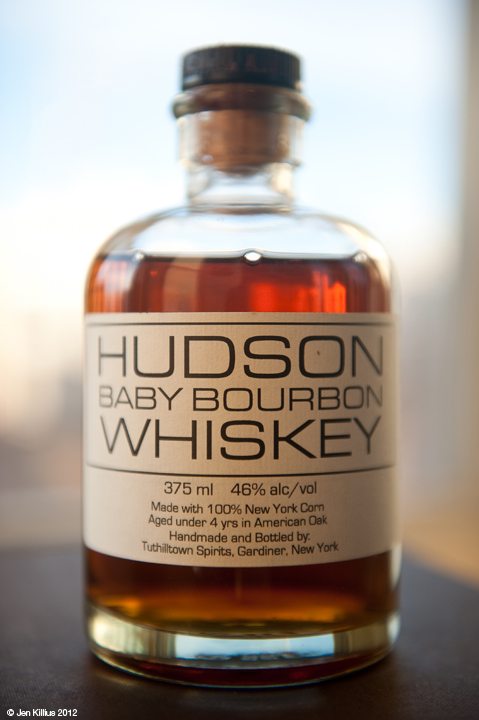 Hudson Whiskey Baby Bourbon