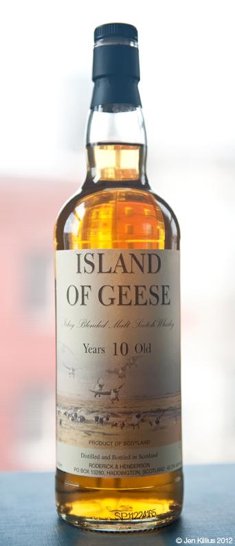Island of Geese Scotch