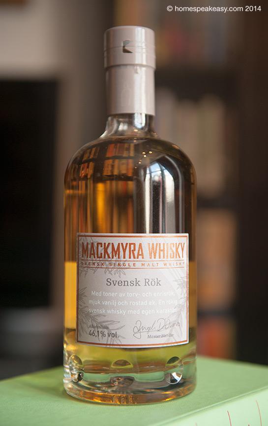 Mackmyra Svensk Rök Whisky