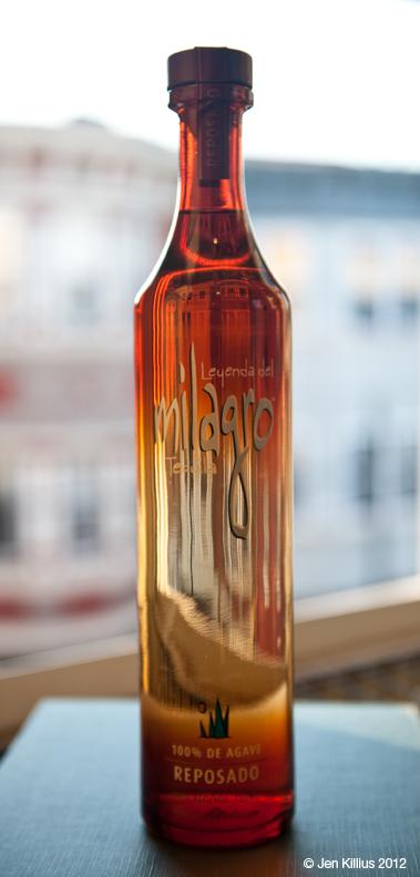 Milagro Reposado Tequila