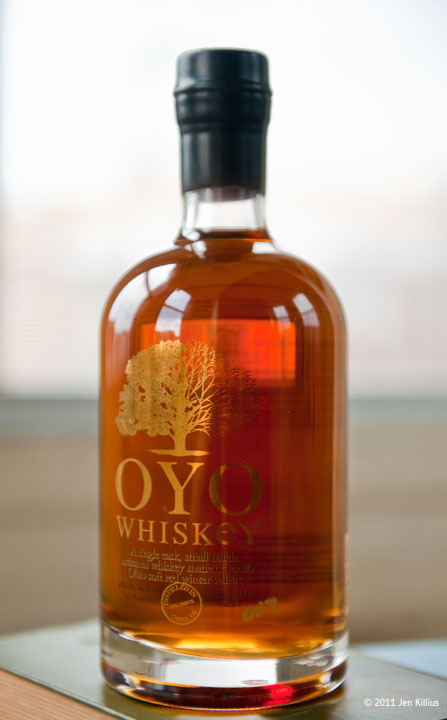 OYO Small Batch Whiskey