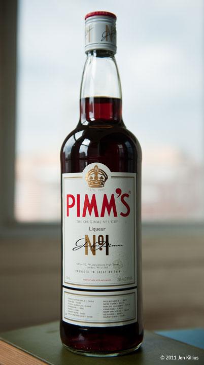 Pimm\'s No. 1