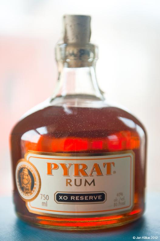Pyrat Guyana Rum