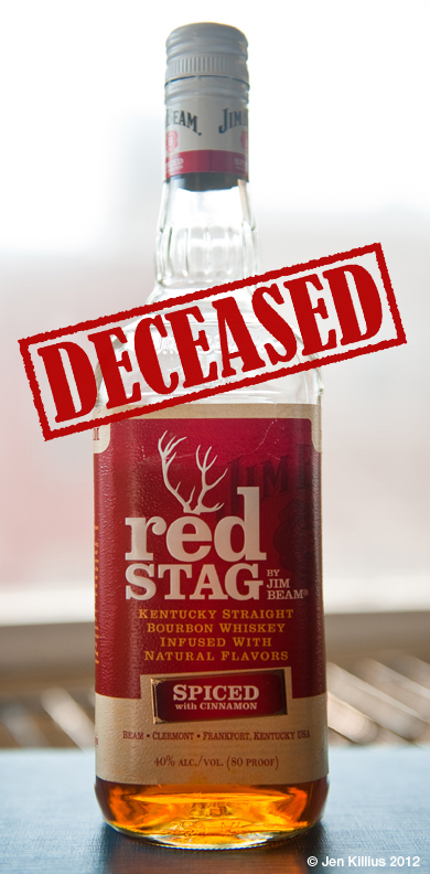 Red Stag Spiced Bourbon