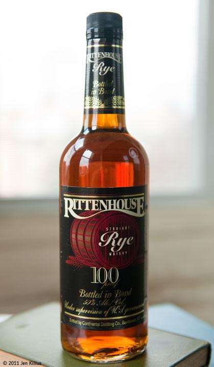Rittenhouse 100 Proof Rye
