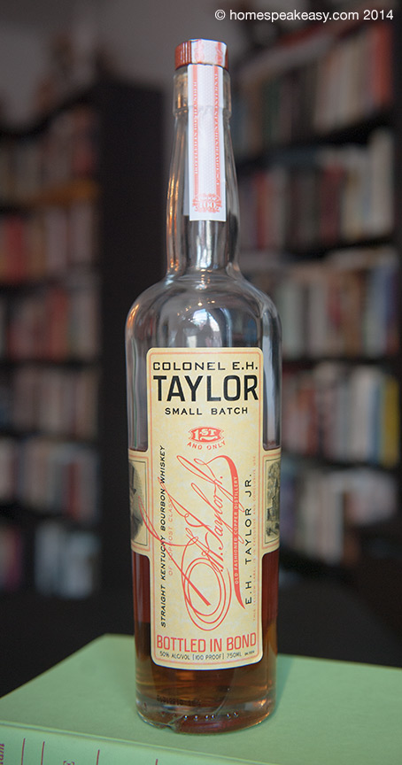 Colonel E.H. Taylor Small Batch Bourbon