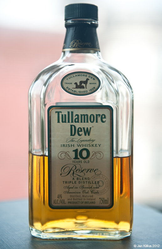 Tullamore Dew 10 Year Irish Whiskey