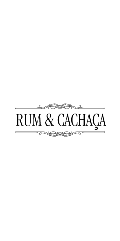 Rum & Cachaca