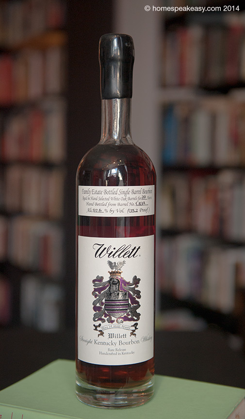 Willett Family Estate 20 Year Bourbon