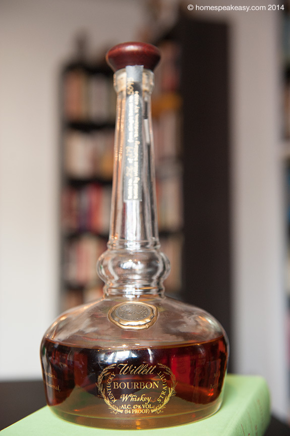 Willett Pot Still Bourbon