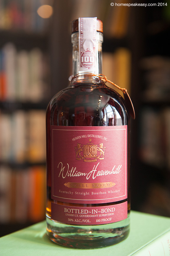 William Heavenhill Small Batch Bourbon