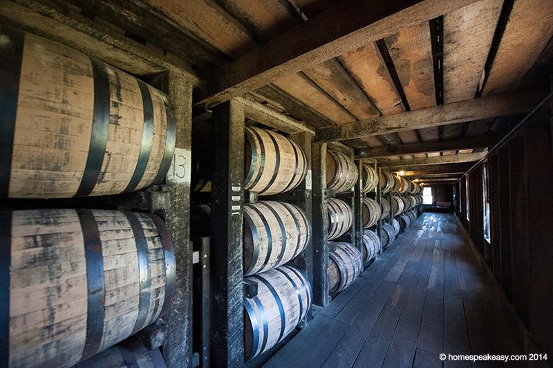 Heaven Hill Barrels