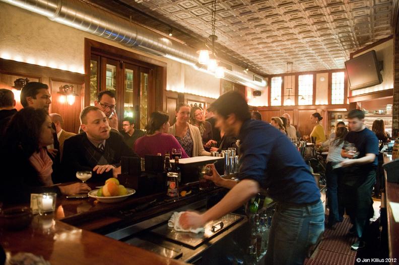 Lemon Hill Bar